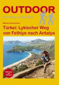 Cover Outdoor Handbuch Lykischer Weg