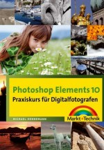 Cover Praxiskurs Photoshop Elements 10