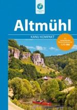 Buchcover Kanukompakt Altmühl