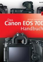 Cover Das Canon EOS 70D Handbuch