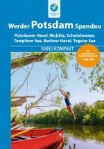 Coverabbildung zum Buch Kanu Kompakt Werder - Potsdam - Spandau