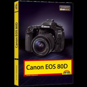 Cover Kamerabuch Canon EOS 80D