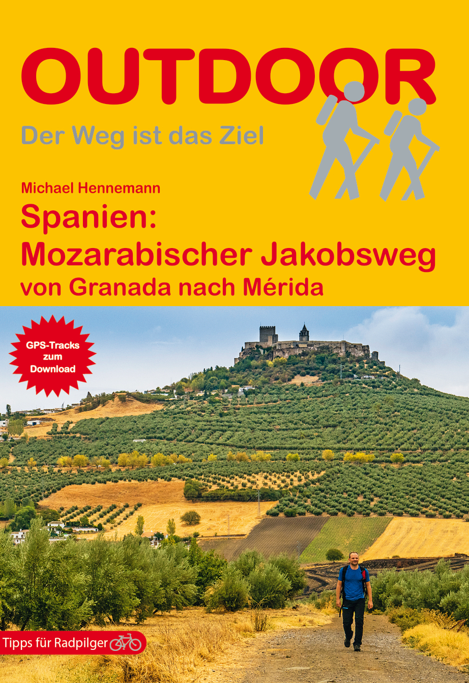 Cover Mozarabischer Jakobsweg
