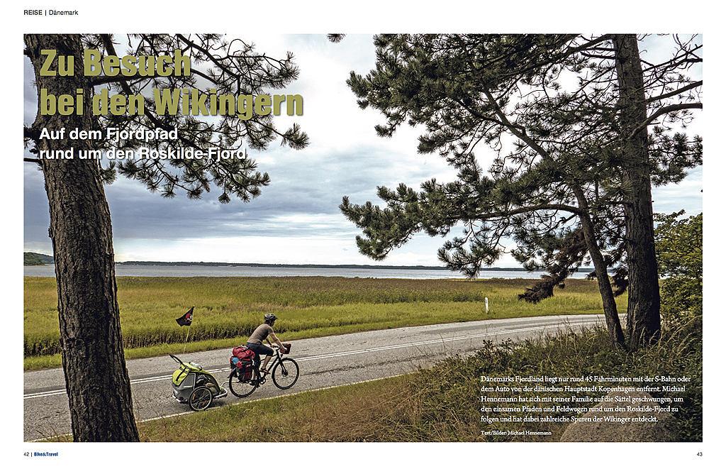 Zu Besuch bei den Wikingern - erschienen in Bike & Travel 02/2017