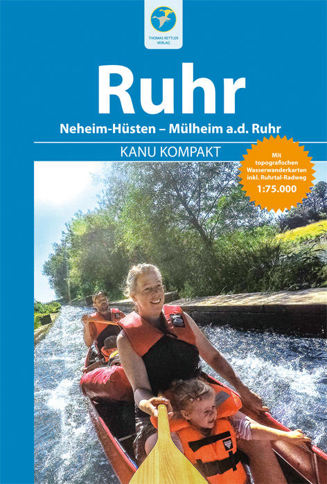 Cover Kanu Kompass Ruhr