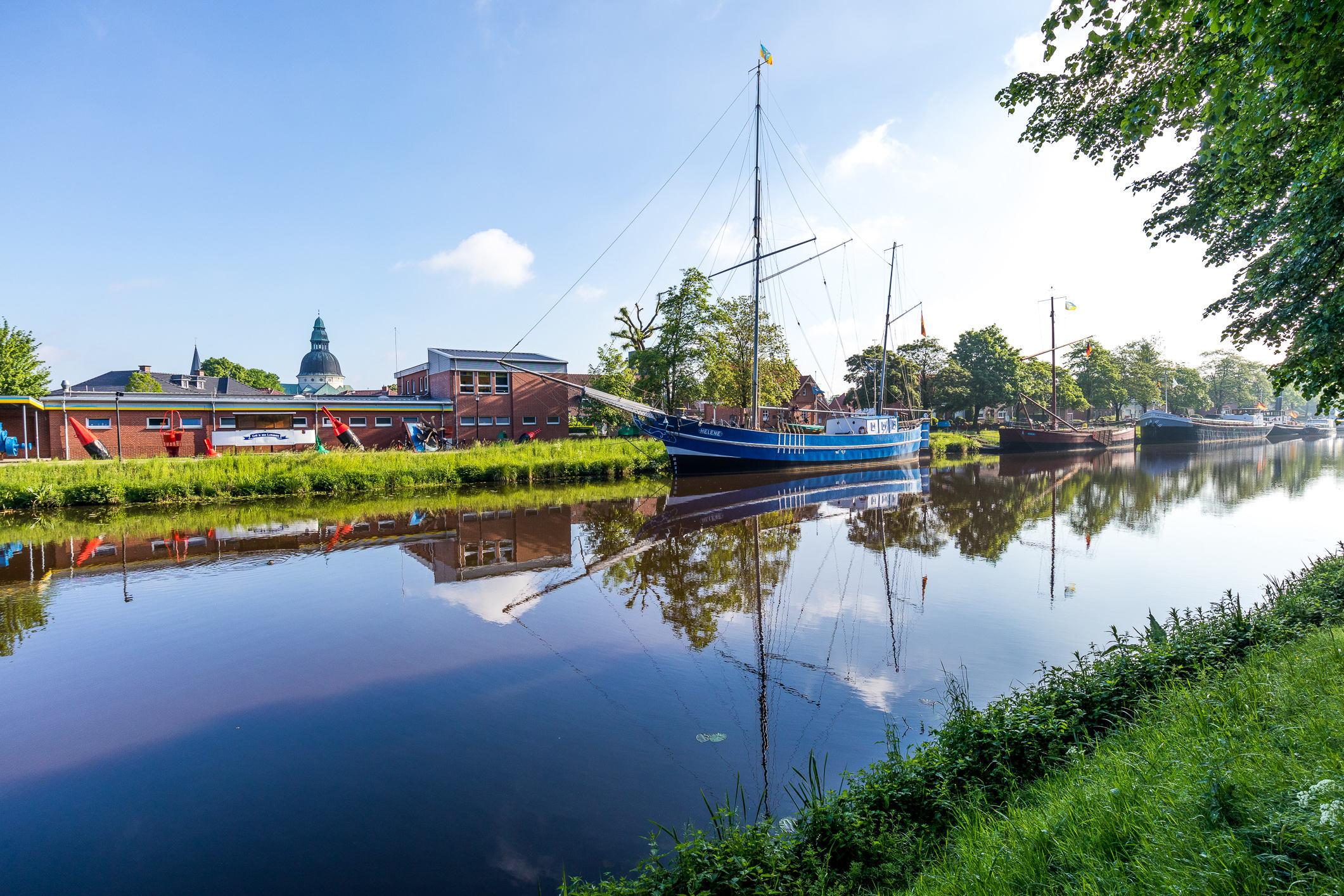 Die Harener Geschichte ist seit Jahrhunderten eng mit der Schifffahrt verbunden.