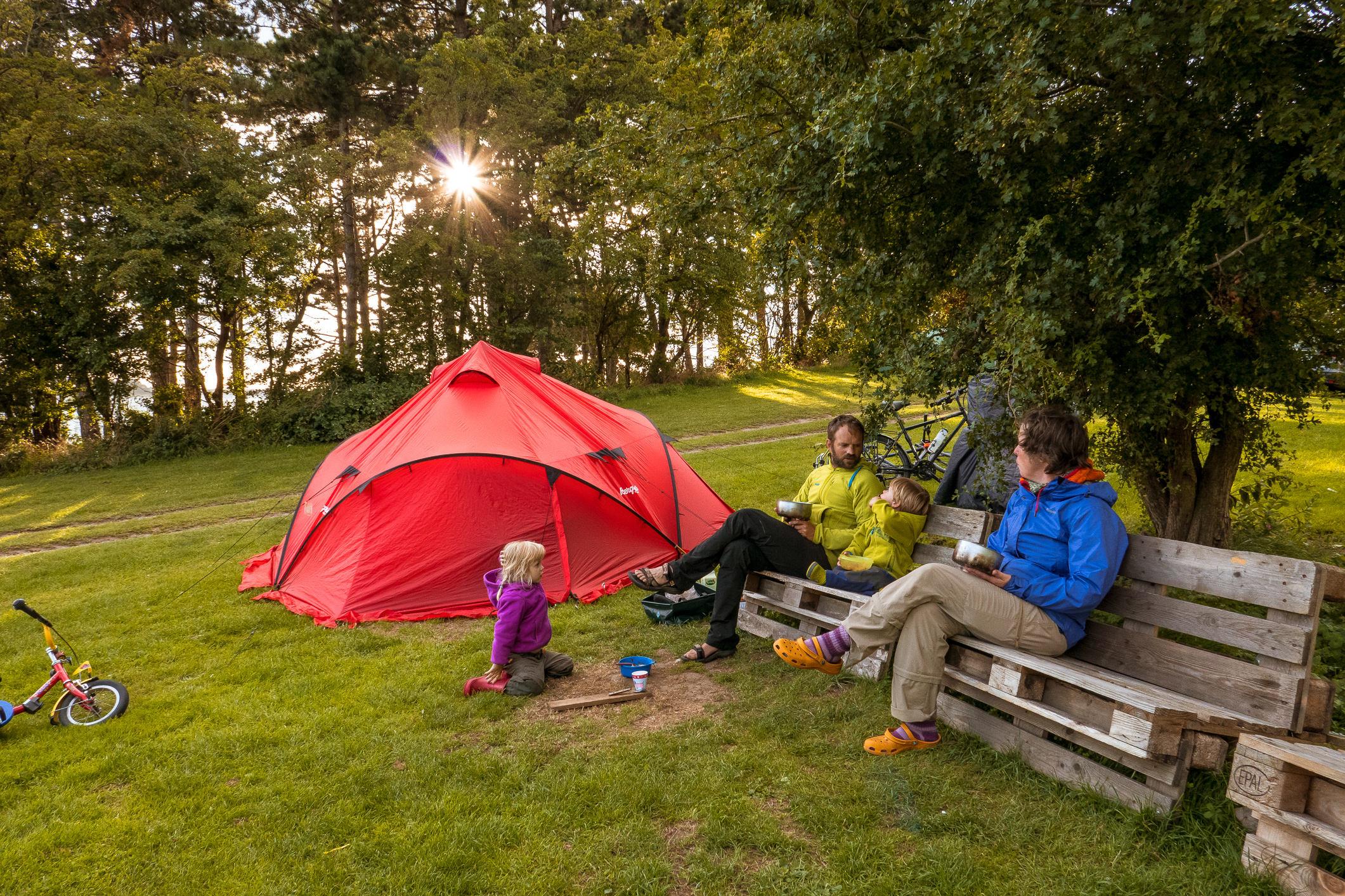 Campingplatz in Roskilde