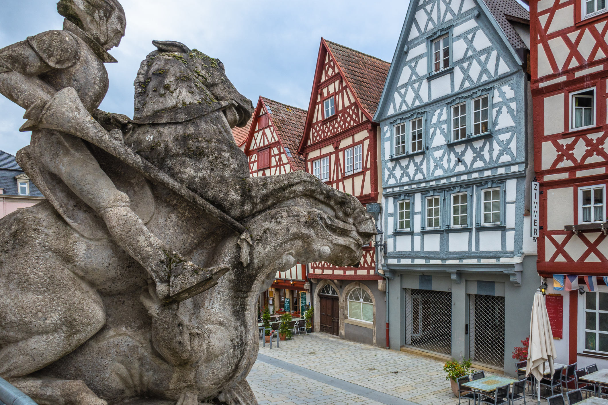 Altstadt von Ochsenfurt