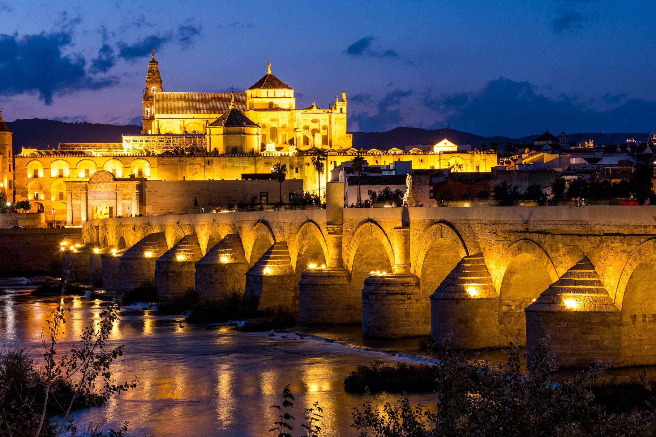 Römische Brücke in Córdoba