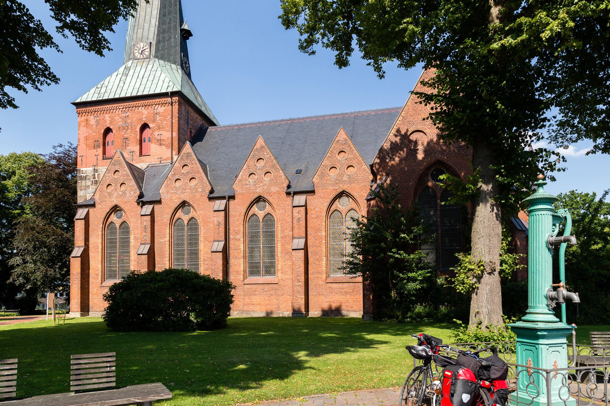 Kirche in Nortorf