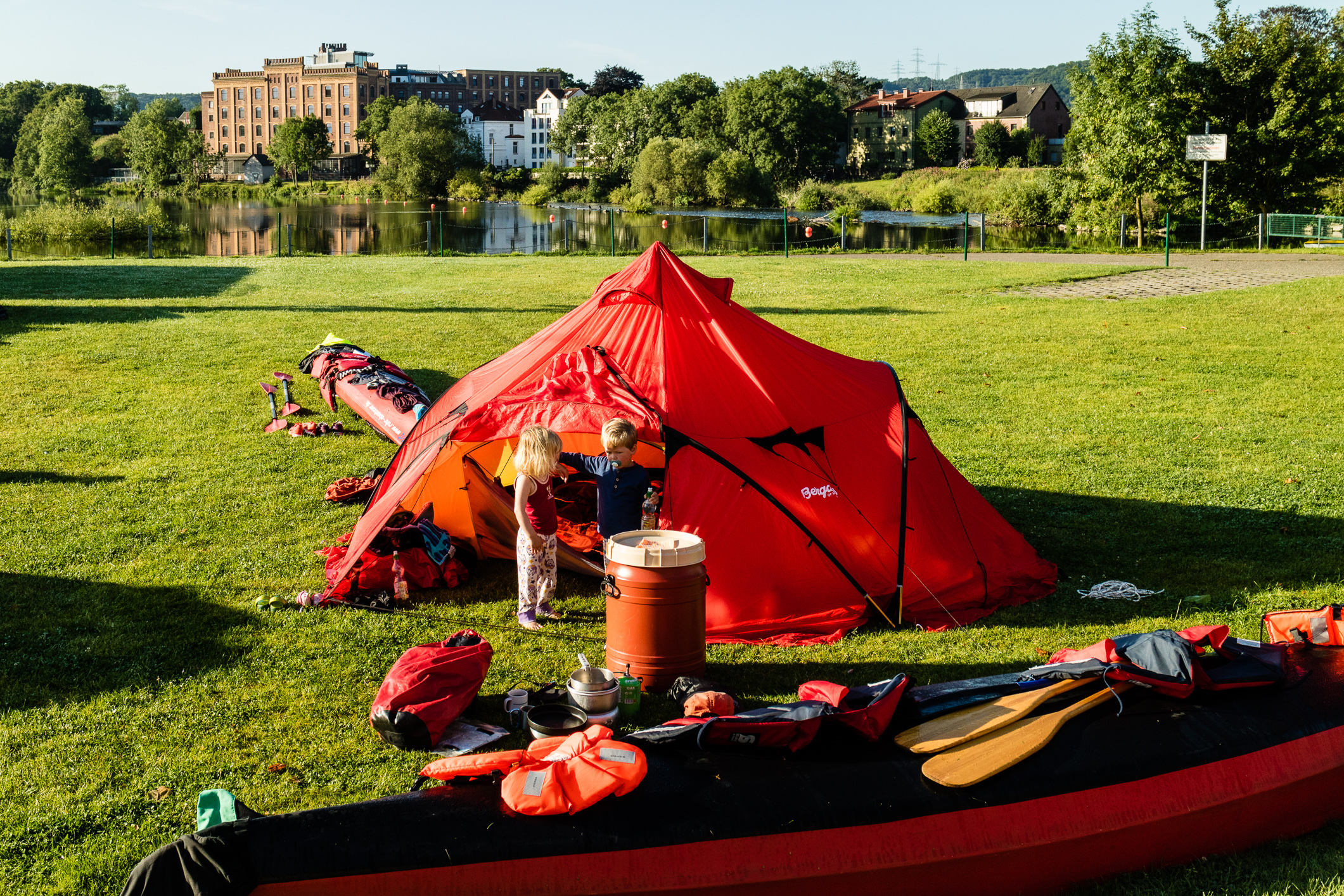 Campingplatz in Hattingen