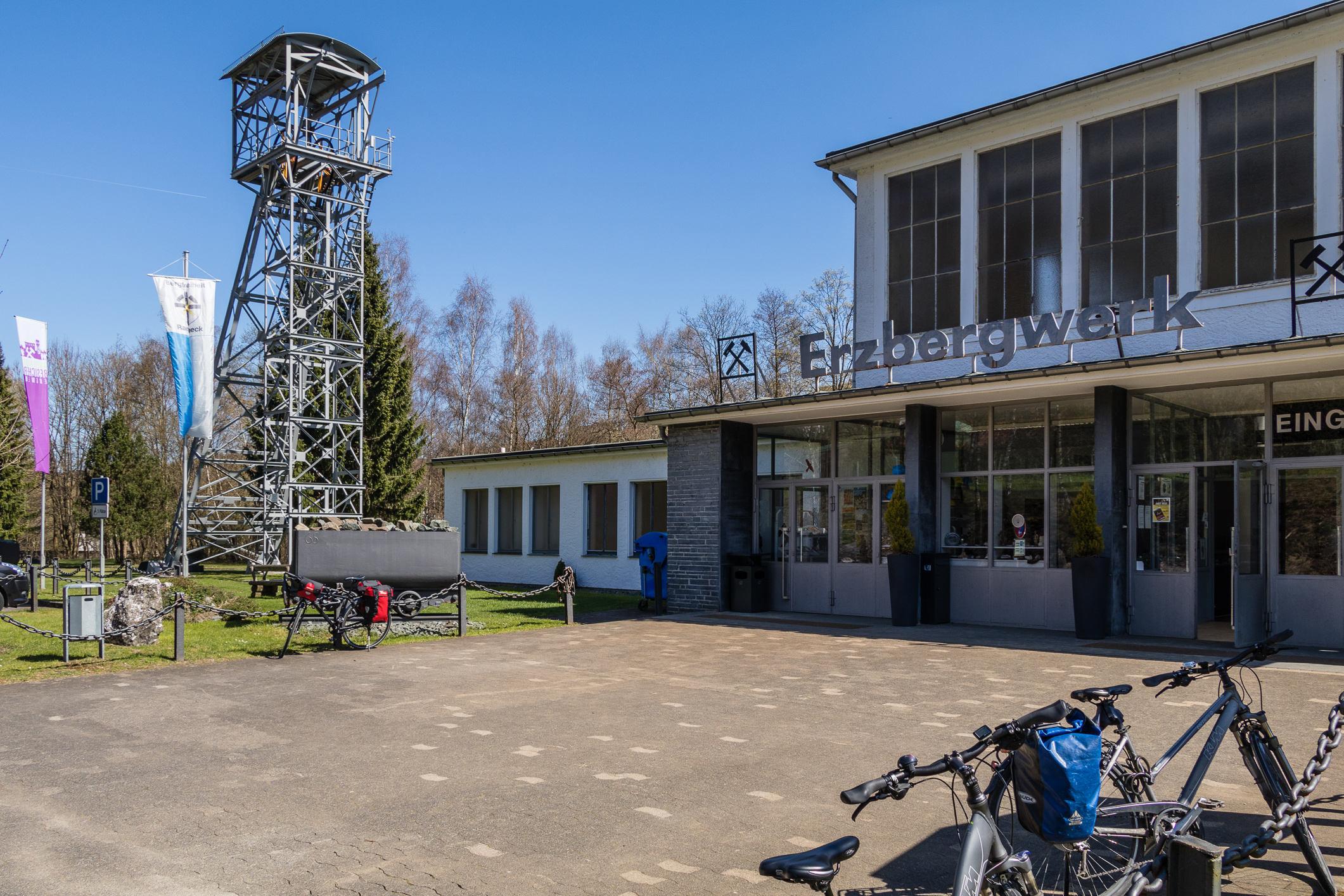 Erzbergwerk in Ramsbeck