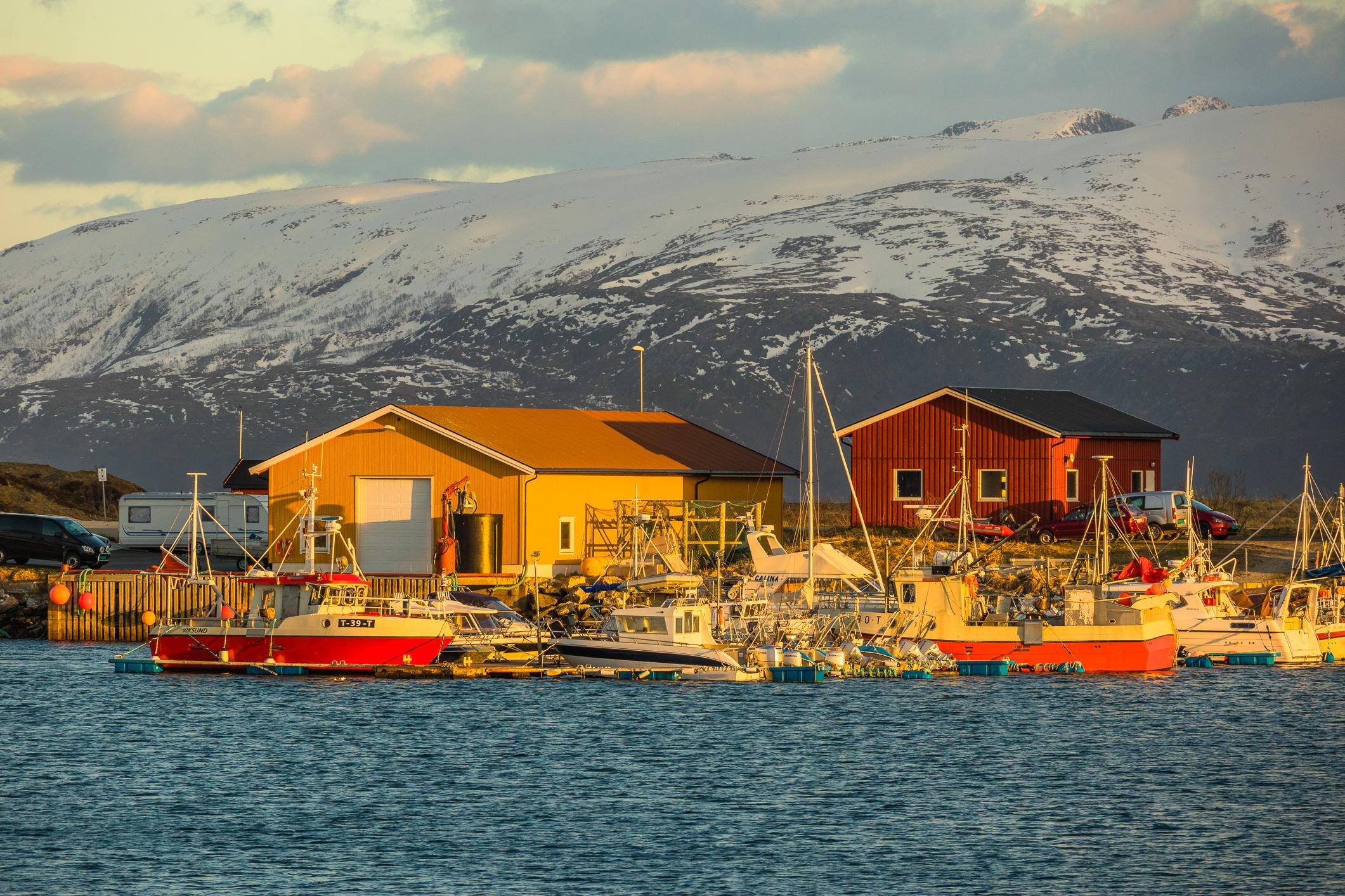Norwegen wie aus dem Bilderbuch: Das Fischerdorf Sommarøy