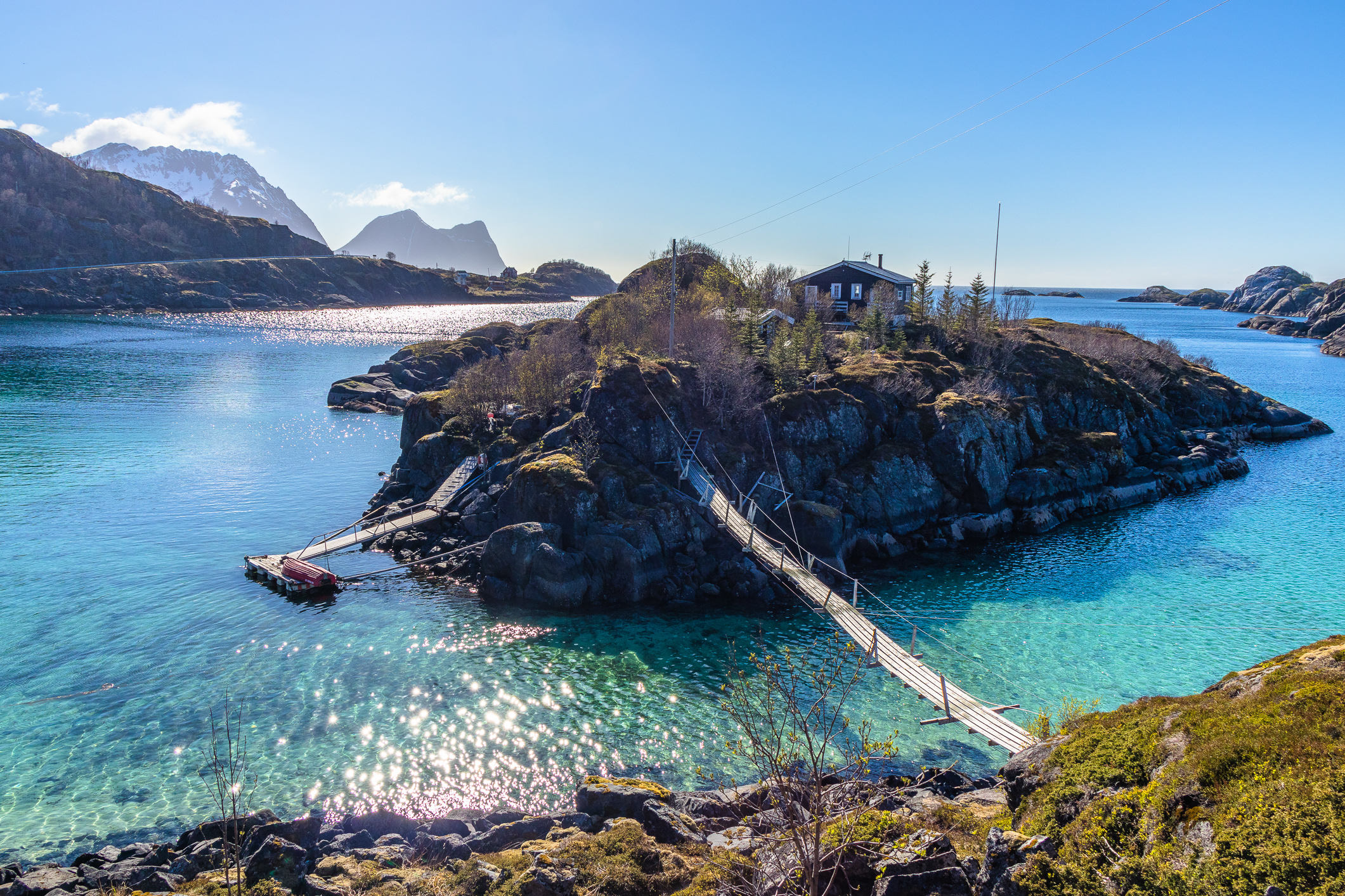 Noch Fragen, warum Senja die 'Karibik des Nordens' genannt wird?