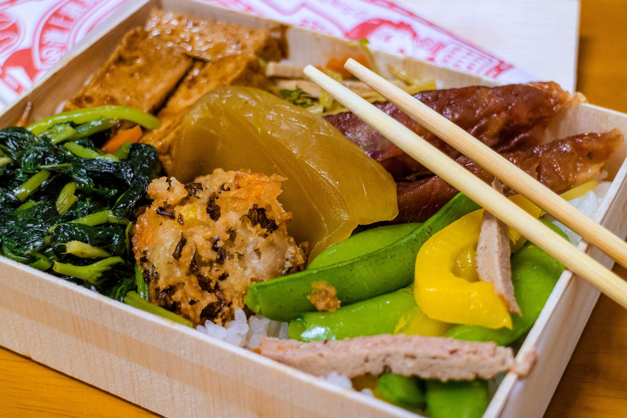 Reiseproviant á la Taiwan: Die Lunchbox