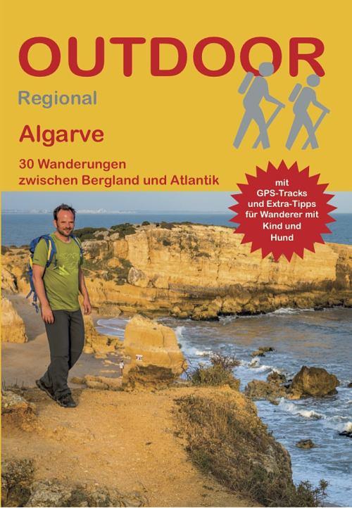 Cover Wanderführer Algarve