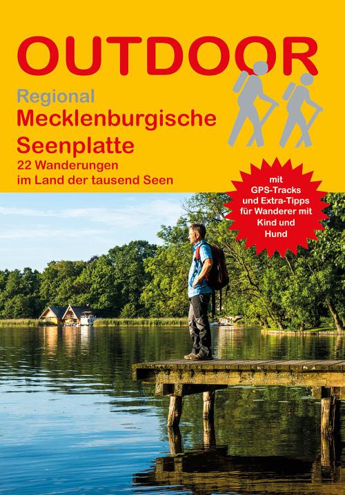 Cover zum neuen Wanderführer von Michael Hennemann