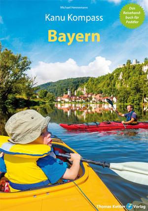 Titel Kanu Kompass Bayern